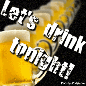 let's drink tongiht! - Comments & Graphics