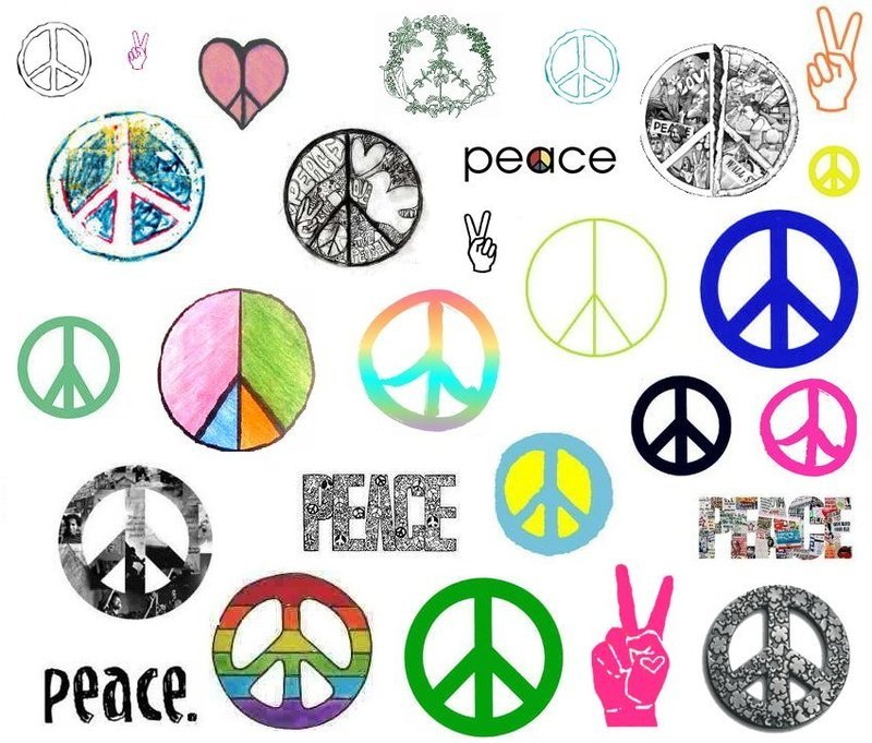 peace signs facebook timeline cover backgrounds pimpmy