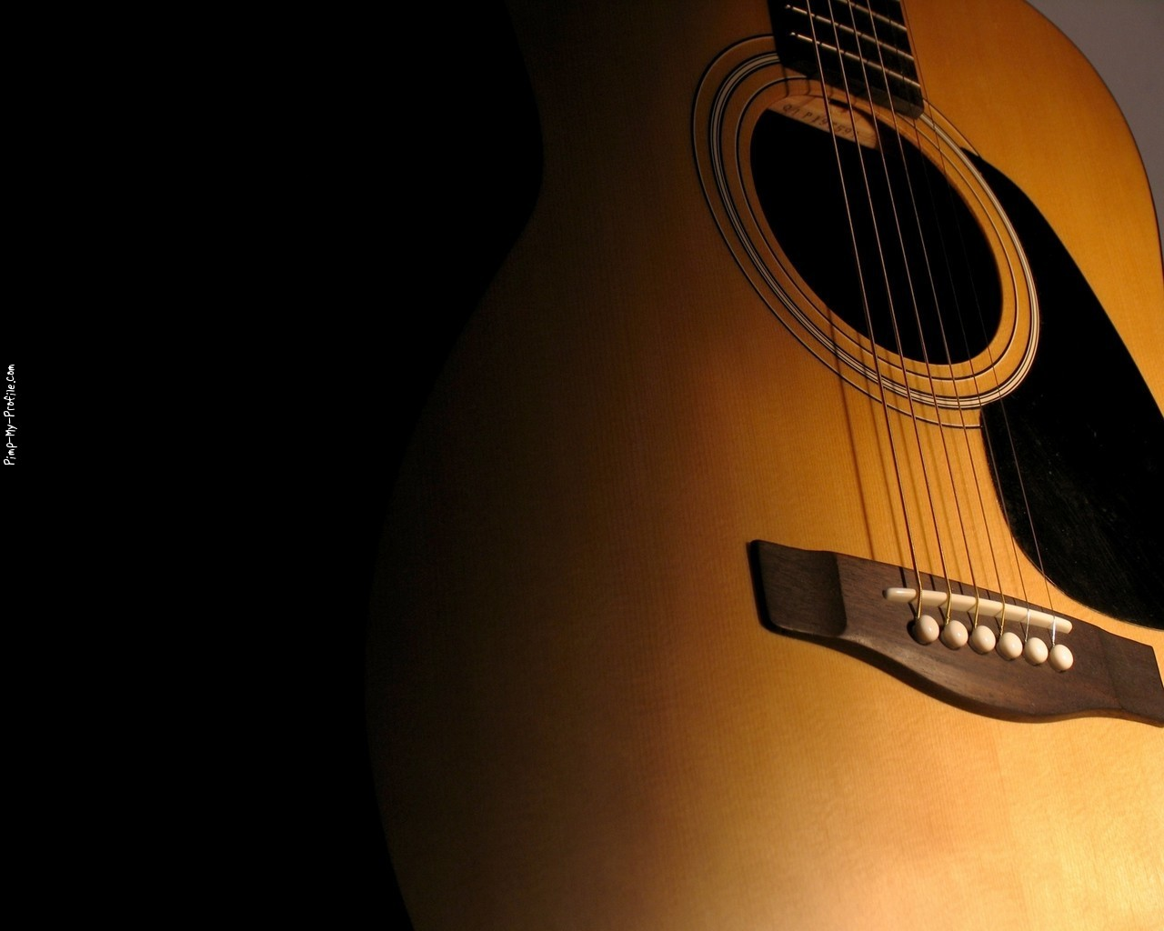 Acoustic Guitar Facebook Timeline Cover Backgrounds