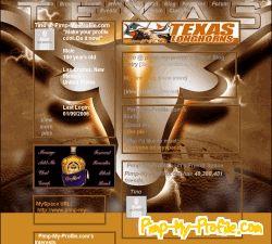 Sports Myspace Layouts 58