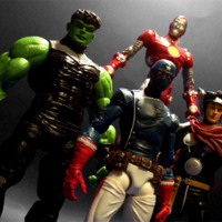 Young Avengers Action Figures