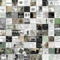 Army Wife Tiles