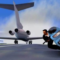 Grand Theft Auto Airplane