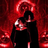 Sharingan Sasuke/Itachi Red & Black