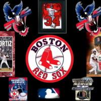 Boston Red Sox David Ortiz Montage